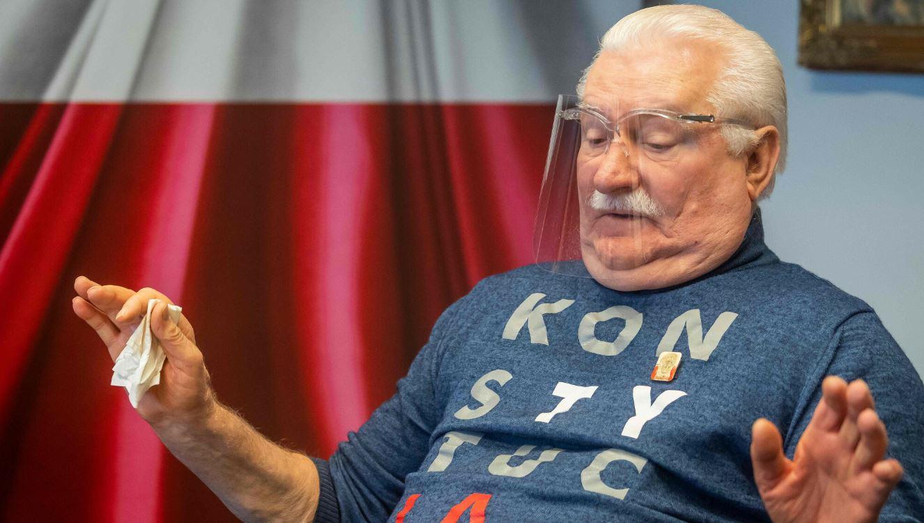 Syn Lecha Wałęsy zmaga się z uzależnieniem od alkoholu