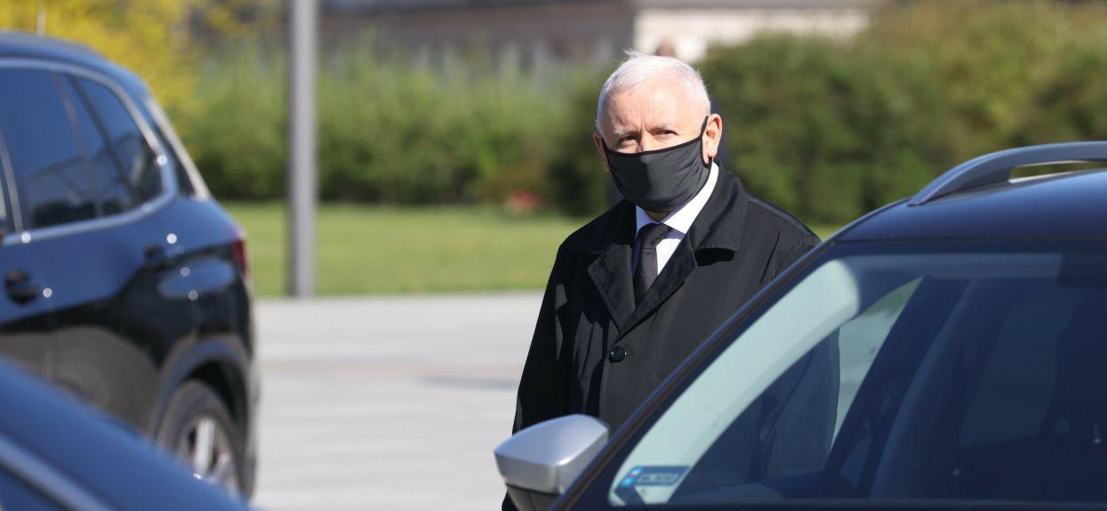 Jarosław Kaczyński zarabia majątek