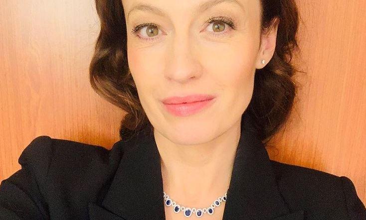 Magdalena Różczka zagrała w serialu ze swoją córką