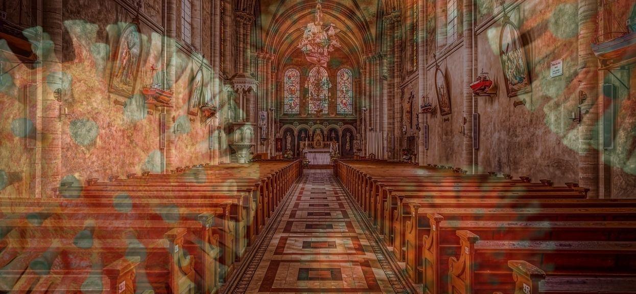 Kościół koronawirus