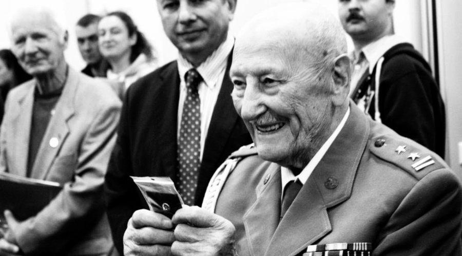 Nie żyje pułkownik Marian Pawełczak