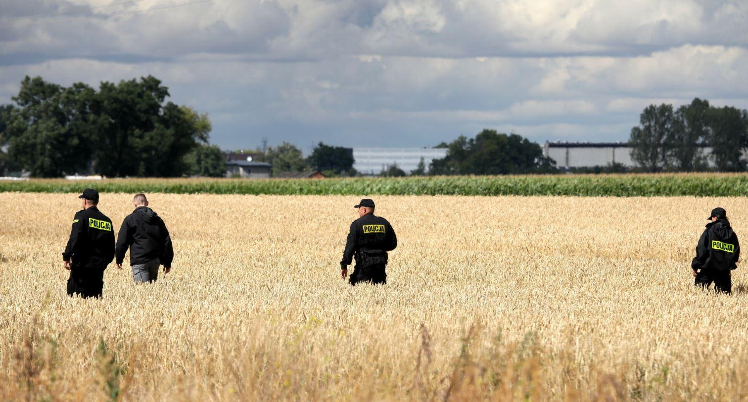 Policja prowadziła poszukiwania 2,5-latka
