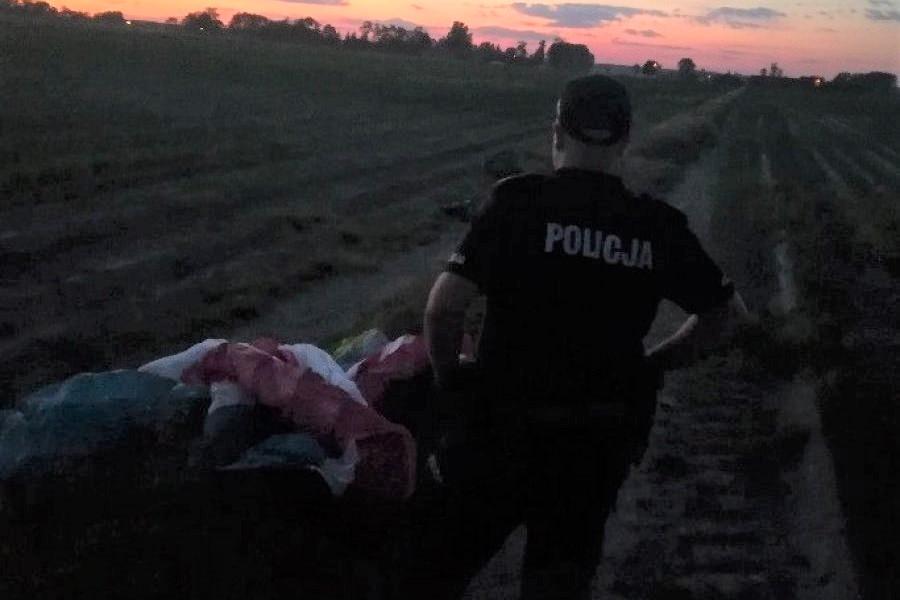 wypadek-policja-lodzka