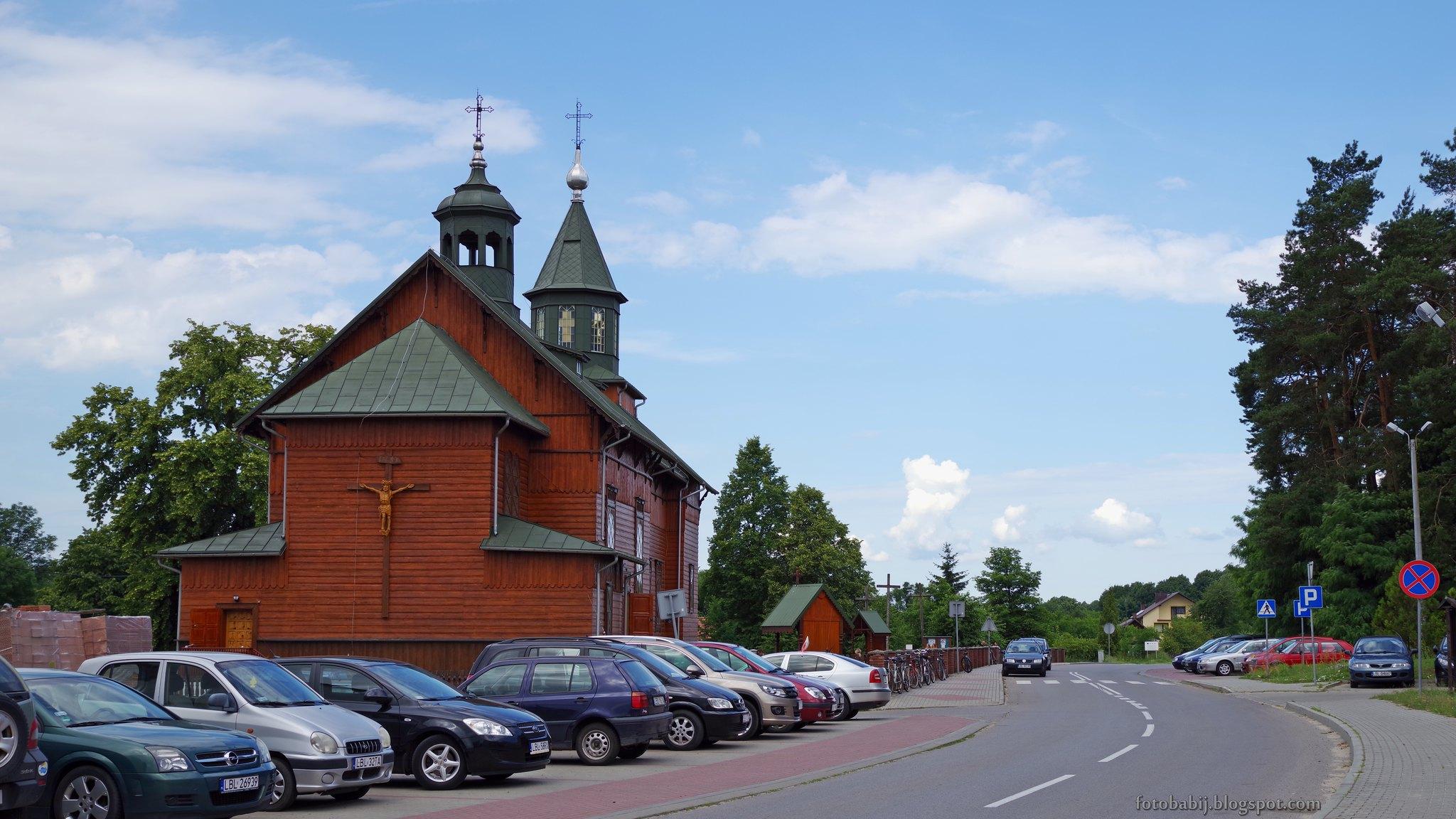Kościół parking