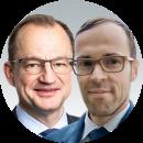 Christian Kuczera und Falk Lepie