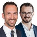 Christian Rebholz und Conrad Heider