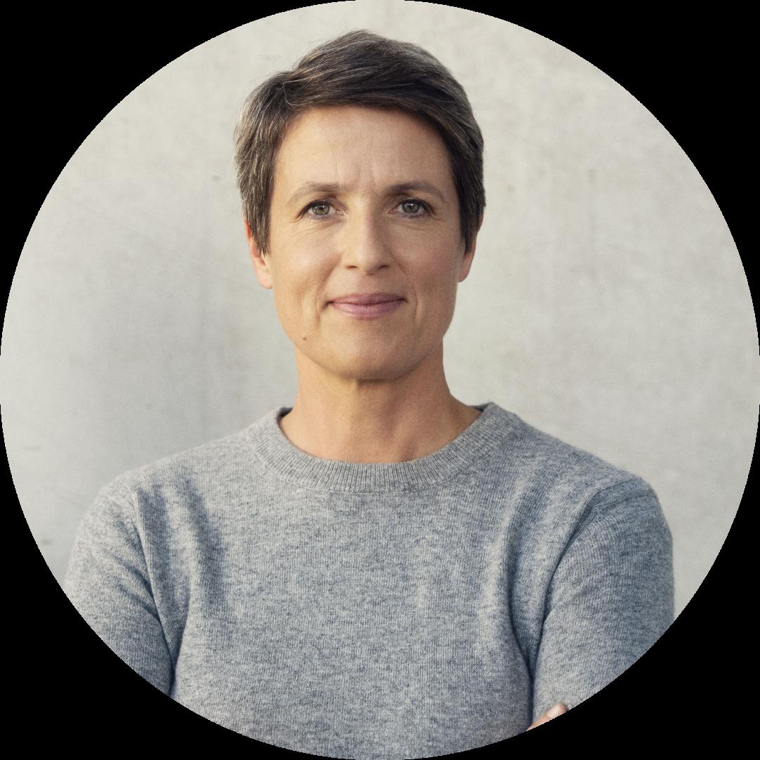Sandra Wolf, Geschäftsführerin bei Riese & Müller