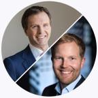Benedikt Wolfers und Philipp Raidt