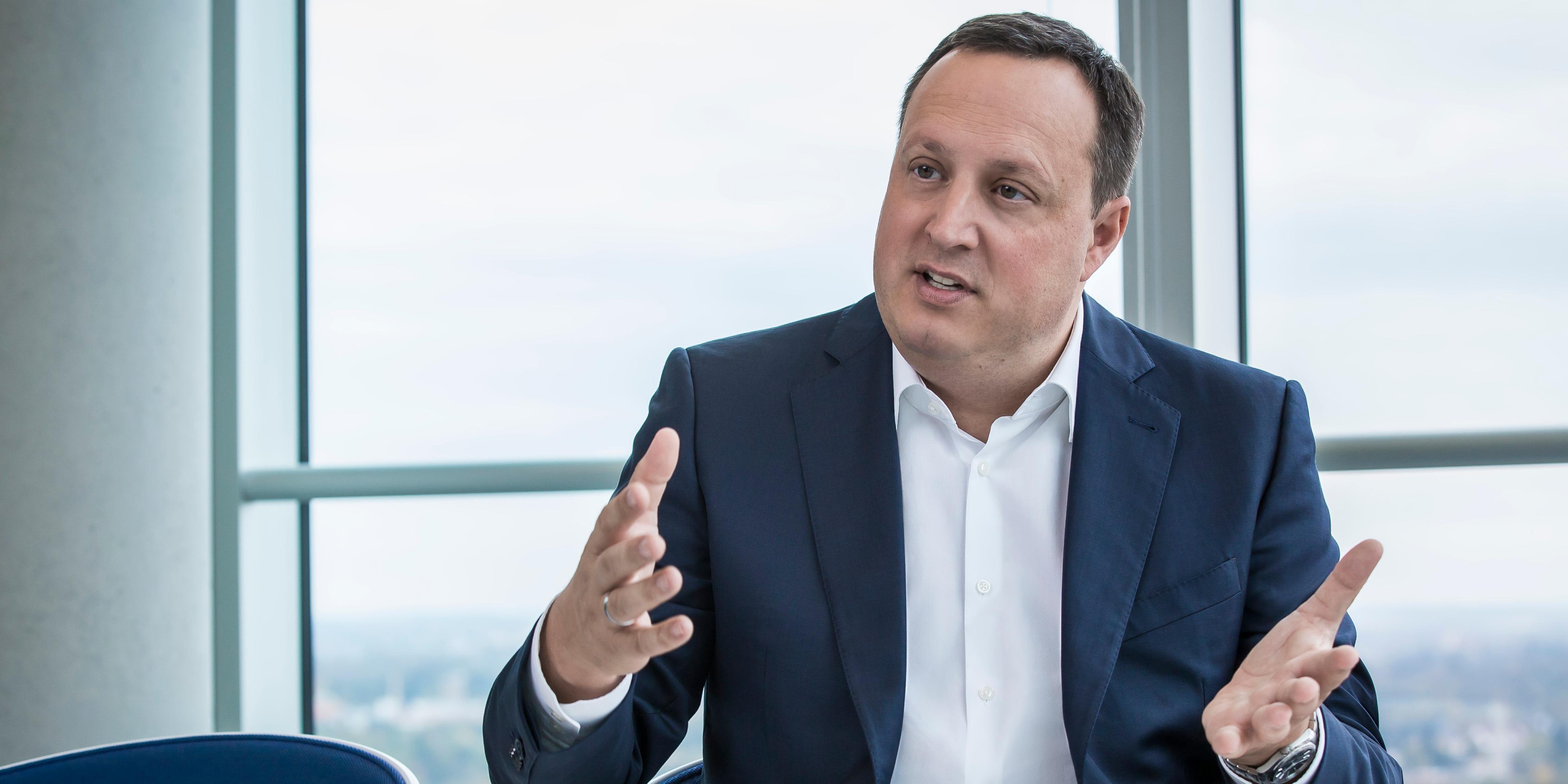 Markus Haas, Telefónica Deutschland