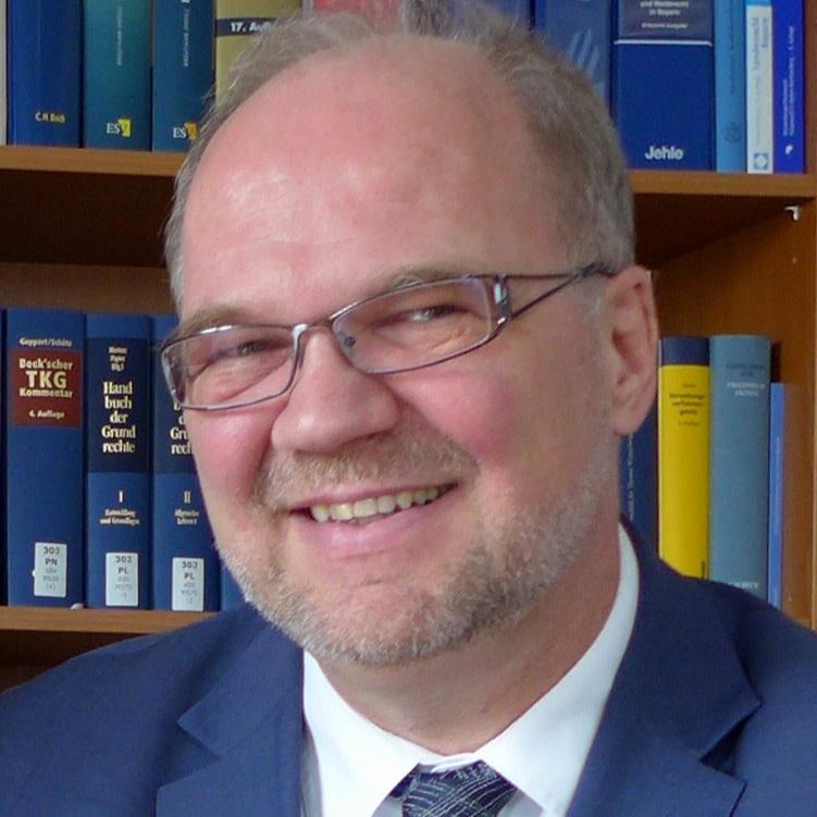 Profilfoto Dirk Heckmann