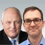 Ulrich Kelber und Nils Bergemann