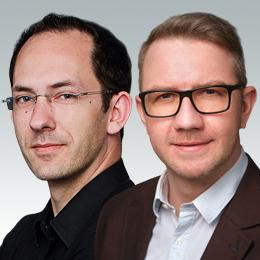 Björn Stecher & Nikolai Horn