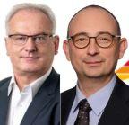 Thomas Tauer und Martin Weiss