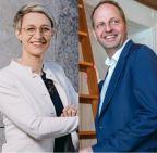 Nadine Schön und Thomas Heilmann