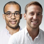 Jesaja Brinkmann und Florian Koerber (re.)