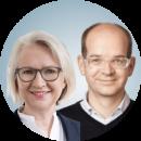 Monika Schnitzer und Paul Heidhues