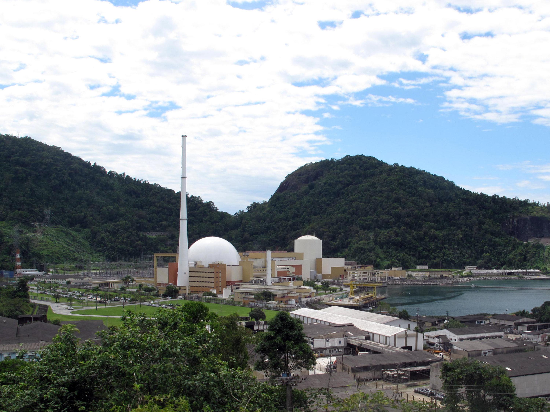 Atomkraftwerk Angra dpa