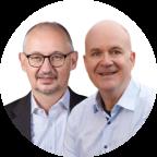 Martin Schallbruch und Michael Huth
