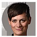 Linda Stannieder – Porträt für Tagesspiegel Background