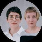 Julia Kloiber und Elisa Lindinger