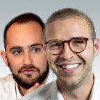 Philipp Staab und Dominik Piétron