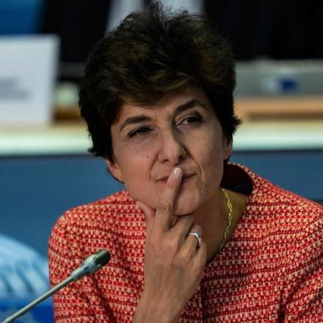 Sylvie Goulard, designierte EU-Kommissarin für den Binnenmarkt