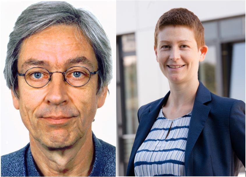 Jens Holst und Katharina Böhm