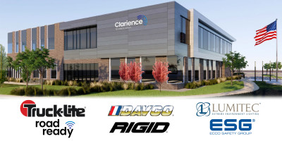 Clarience Technologies Acquires ECCO Safety Group