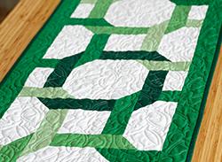 Celtic Twist Table Runner
