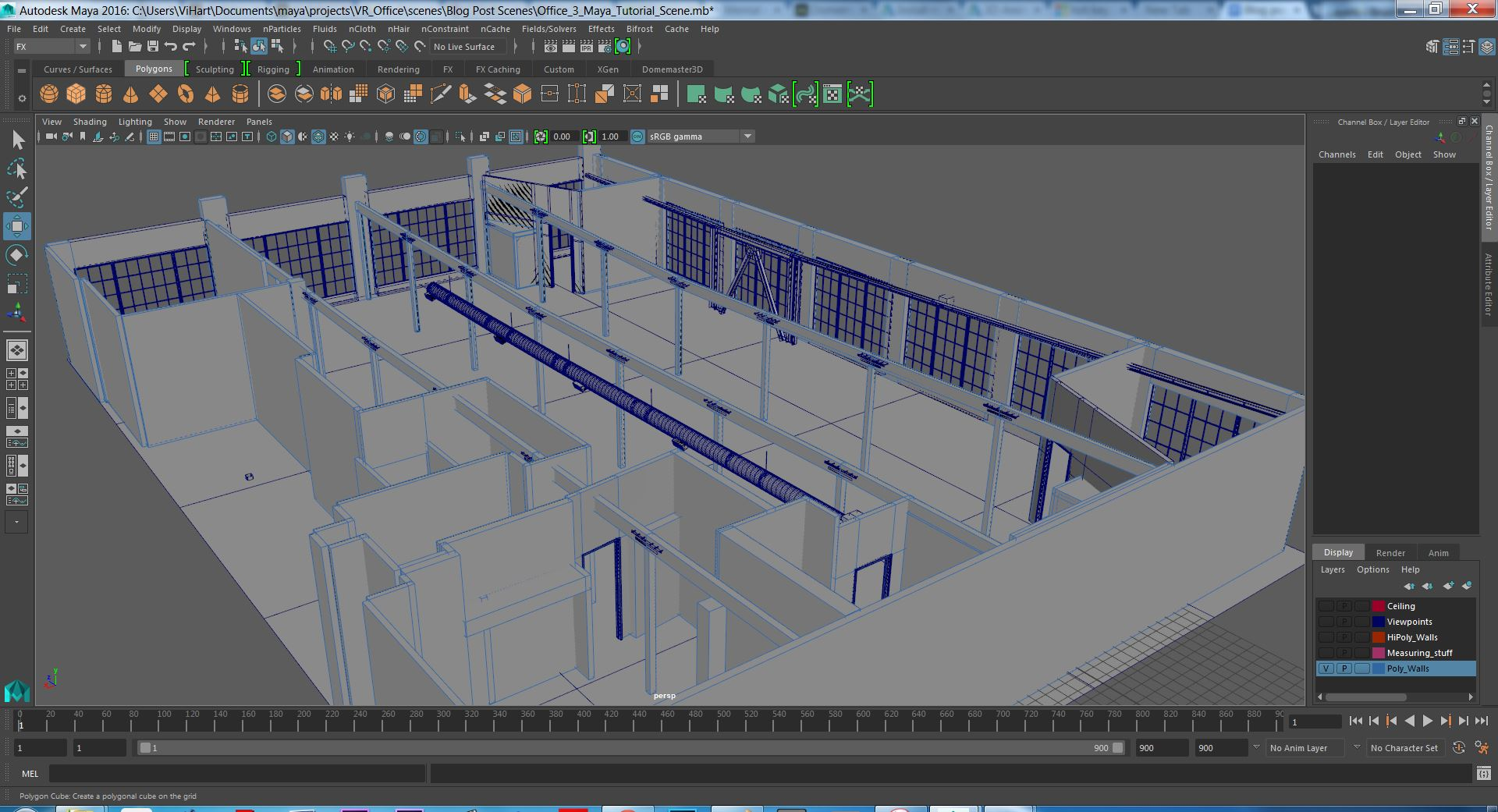 Orbix360   News   360-Export: Rendering Maya to Stereo 360º