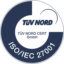 Ada is ISO/IEC 27001 certified by TÜV Nord