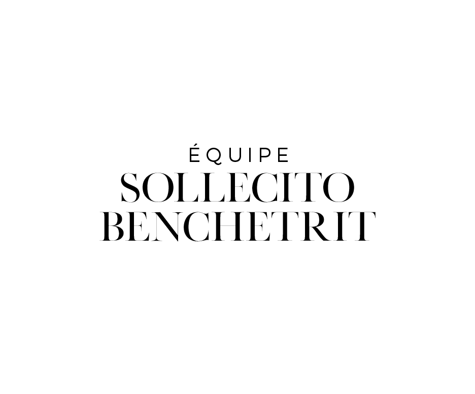 Team Sollecito Benchetrit
