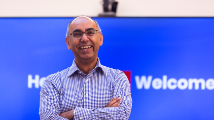 Paramjit Uppal, AND Digital Founder and CEO