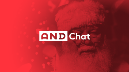 AND Chat - An Interview With Santa Claus
