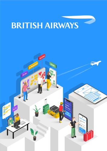 British Airways mobile bookings