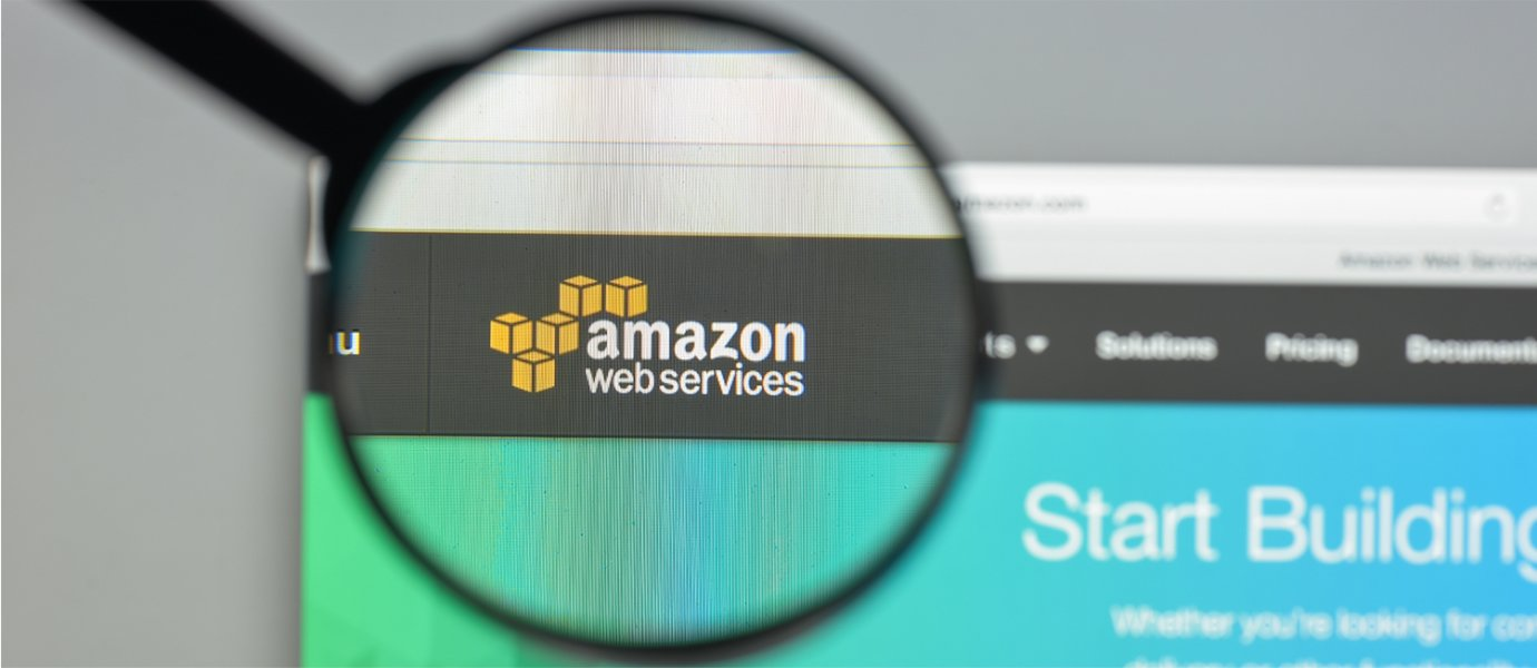 Amazon Web Services (AWS) website
