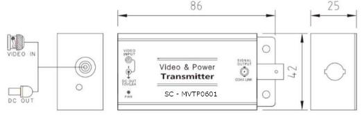 SC-MVTP0601(送信器)