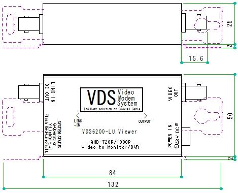 VDS6200-RU(送信部)