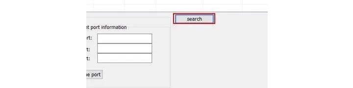 「Search」をクリック