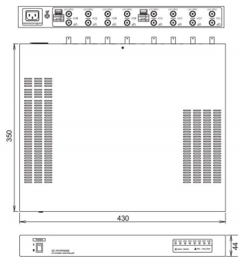 SC-MVRP0608(8CH受信機)
