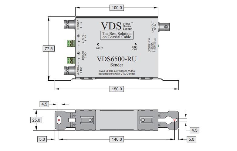 VDS6500-RU