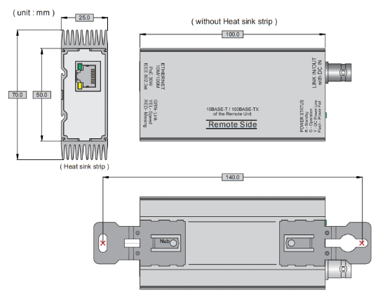 VDL-5030-RU(送信機)