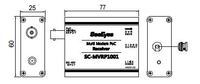 SC-MVRP1001 (1CH受信機)
