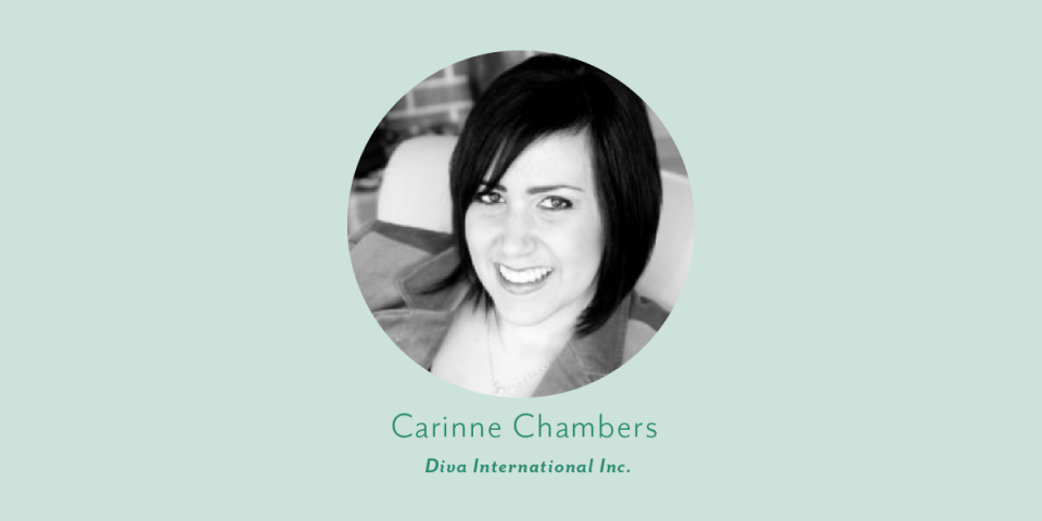 Qa With Carinne Chambers Of Diva International Inc
