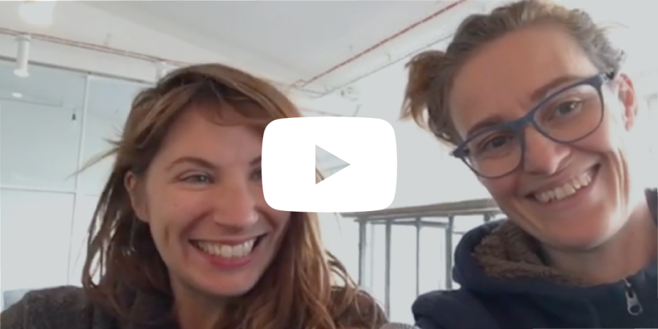 video thumbnail of ida tin in conversation with silvia on the new languages feature in the clue period tracking app