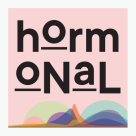 Banner of hormonal podcast