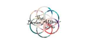 marble art logo of the berlin affair 2016