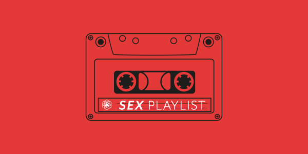sex playlist mixtape illustration