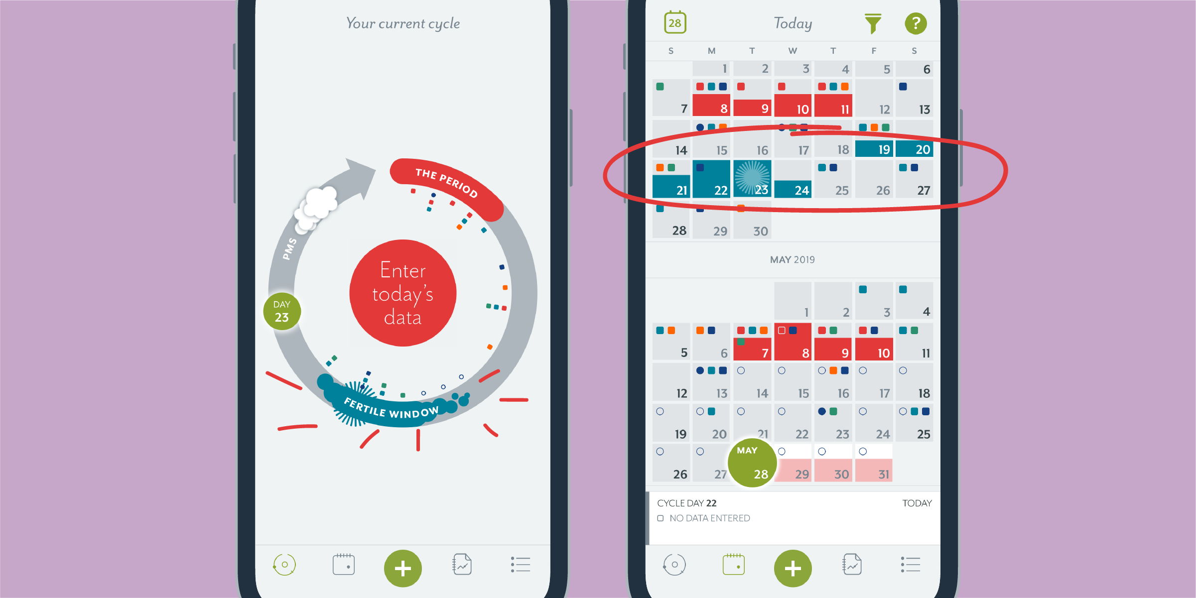 How to track your period, and what you can learn from tracking