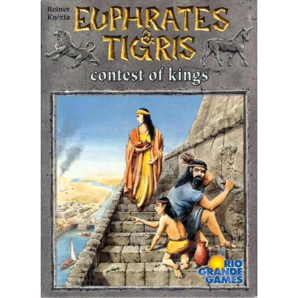 Euphrates & Tigris: Contest of Kings